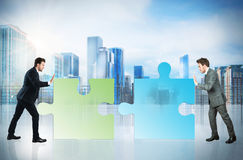Business partner Stock Photography