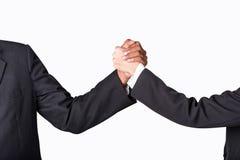 Business partner handshake Stock Photography