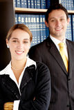 Business partners Royalty Free Stock Photography