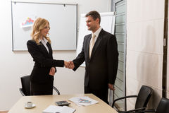 Business partners. stock photography