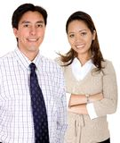 Business partners - diversity Royalty Free Stock Image