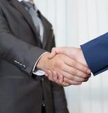 Business partners handshake Royalty Free Stock Image