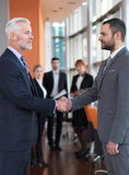 Business partners Royalty Free Stock Image