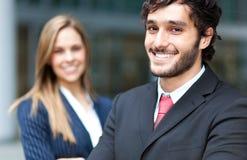 Business partners stock photos