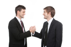Business partners. Royalty Free Stock Images