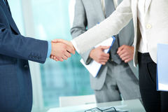 Business partnership Stock Photos
