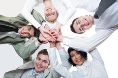 Business partnership Royalty Free Stock Photo