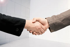 Business partnership Royalty Free Stock Images
