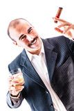 Business party Royalty Free Stock Photo