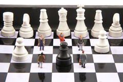 Business Pawns stock images
