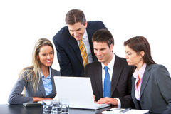 Business people Royalty Free Stock Photo
