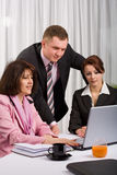 Business people 3 Stock Photo