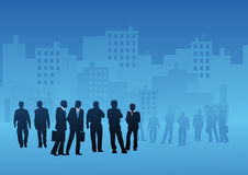 Business_people Royalty Free Stock Photo