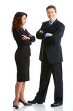 Business people Royalty Free Stock Image