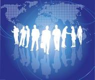 business people иллюстрация вектора