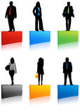 Business people Royalty Free Stock Photography