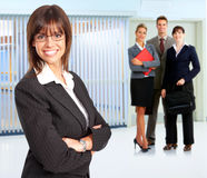 Business people. Stock Photography