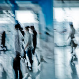 business people abstract Royalty Free Stock Images