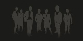Business people background Royalty Free Stock Photo