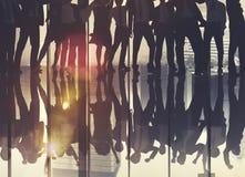 Business People Celebration Success Corporate Concept Stock Photos