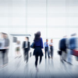 Business People City Life Hustle Hurry Occupation Concept Royalty Free Stock Images