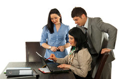 Business people collaboration Stock Photos