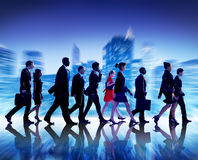 Business People Collaboration Team Teamwork Professional Concept.  Stock Photo