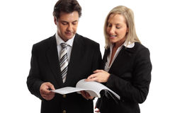 Business people  colleagues Stock Photography