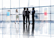 Business People Colleagues Teamwork Meeting Seminar Concept Royalty Free Stock Photo