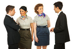 Business people communication Royalty Free Stock Photography