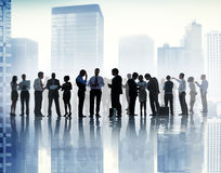 Business People Communication Corporate Team Concept.  Royalty Free Stock Photo