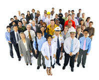 Business People Communication Togetherness Concept stock photography