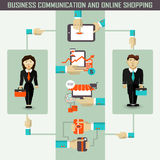 Business people community Royalty Free Stock Photo