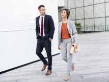 Business People Commuter Walking City Life Concept. Business People Commuter Walking City Life Stock Image