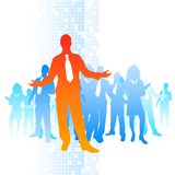Business People Concept Stock Image