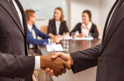 Business people conference Royalty Free Stock Photography