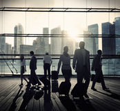 Business People Corporate Marketing Connection Teamwork Concept Royalty Free Stock Image