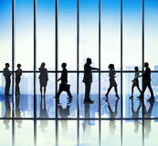 Business People Corporate Office Concept Stock Image