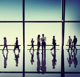 Business People Corporate Office Concepts Stock Image