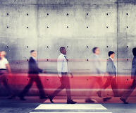Business People Corporate Organization Working Concept Royalty Free Stock Photos