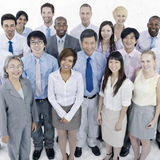 Business People Corporate Teamwork Togetherness Concept Royalty Free Stock Photo