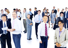 Business People Corporate Working Colleauges Group Royalty Free Stock Photo