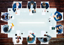 Business People Corporate Working Office Team Professional Conce Stock Photography