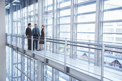 Business People Discussing In Modern Office Royalty Free Stock Image