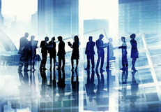 Business People Discussion Meeting Team Corporate Concept.  Stock Photography