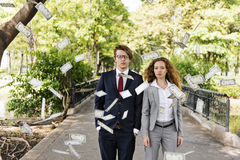 Business People Finance Investment Economic Concept Royalty Free Stock Image