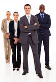 Business people full length Stock Image