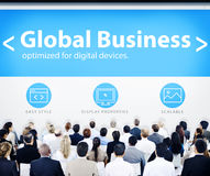 Business People Global Business Seminar Concepts Royalty Free Stock Photo