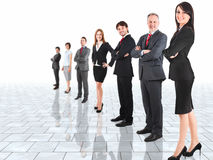 Business people group Royalty Free Stock Image