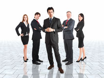 Business people group Stock Image